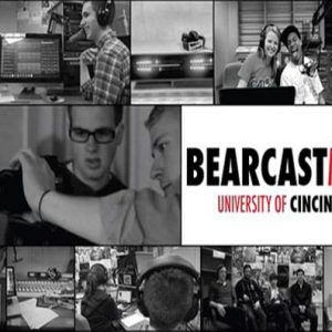 Students in Bearcast Media use radio, audio and video to create diverse content.