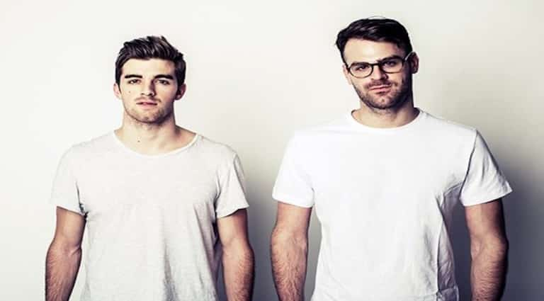 Collage- The Chainsmokers Review