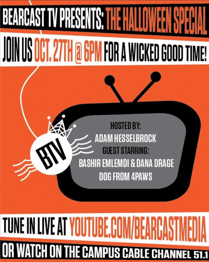 Tune in Tonight for the BTV Spooktober Special!
