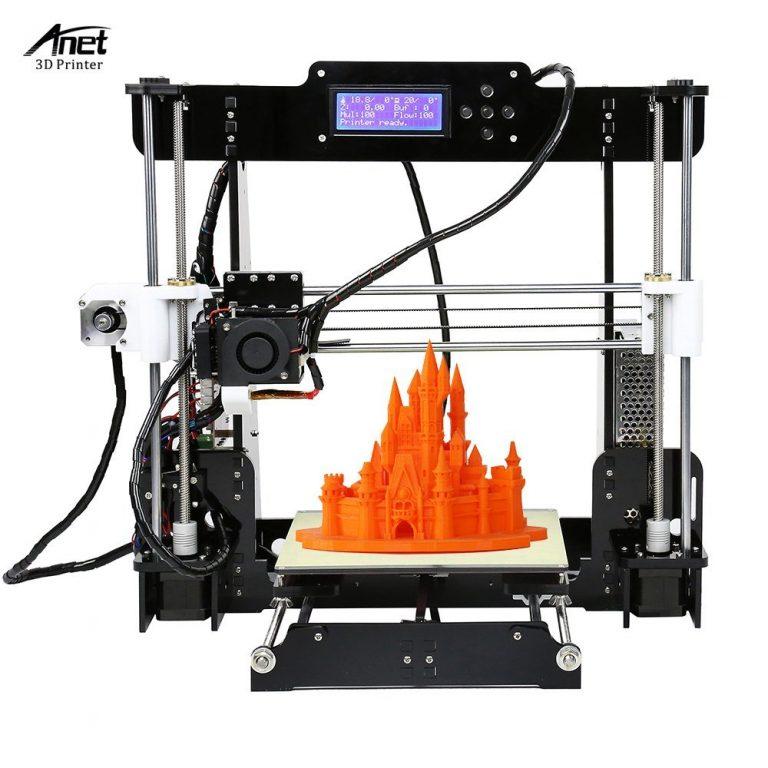 3D Printers in Film