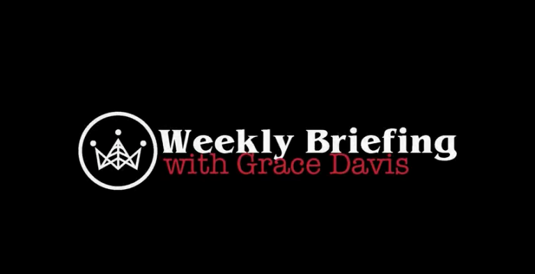 Weekly Briefing with Grace Davis