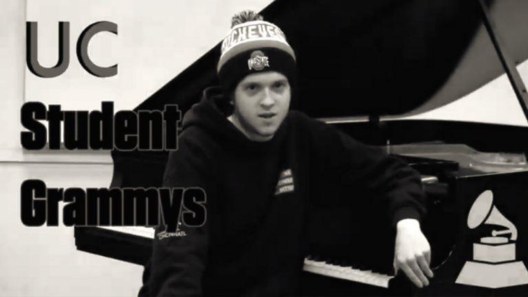 WATCH: UC Bearcast Student Grammys
