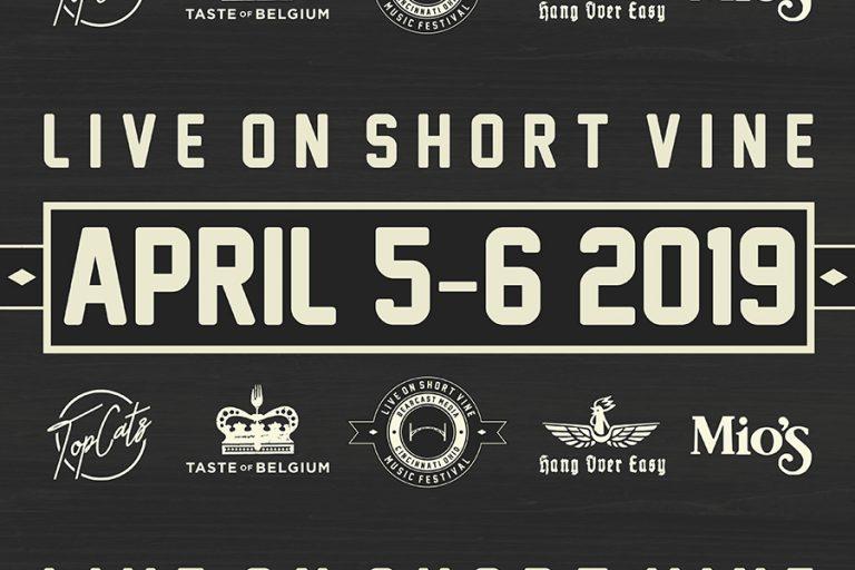 Live On Short Vine 2019