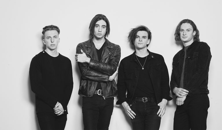 Interview with The Faim