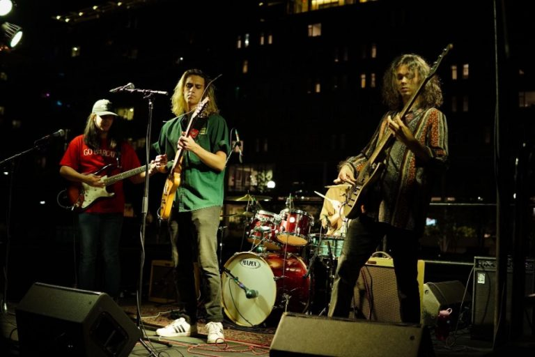 INTERVIEW: Cincy indie-rock band Fat Sal at Fall Fest