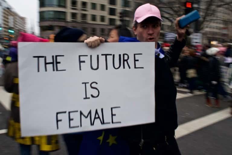 The Women's March on Washington