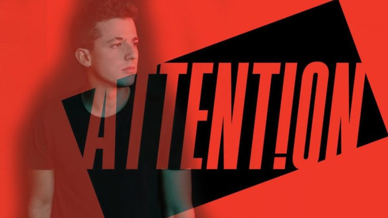 Charlie Puth Goes All Out To Grab Your 'Attention'