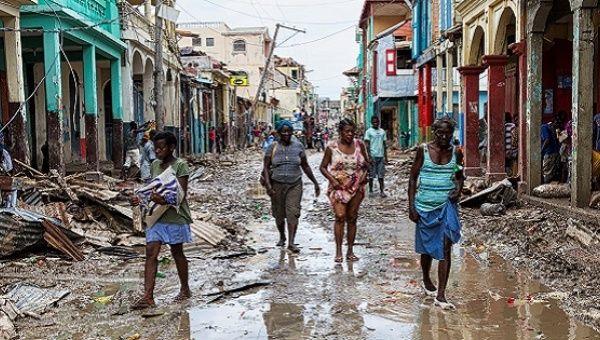 Cuba after Irma