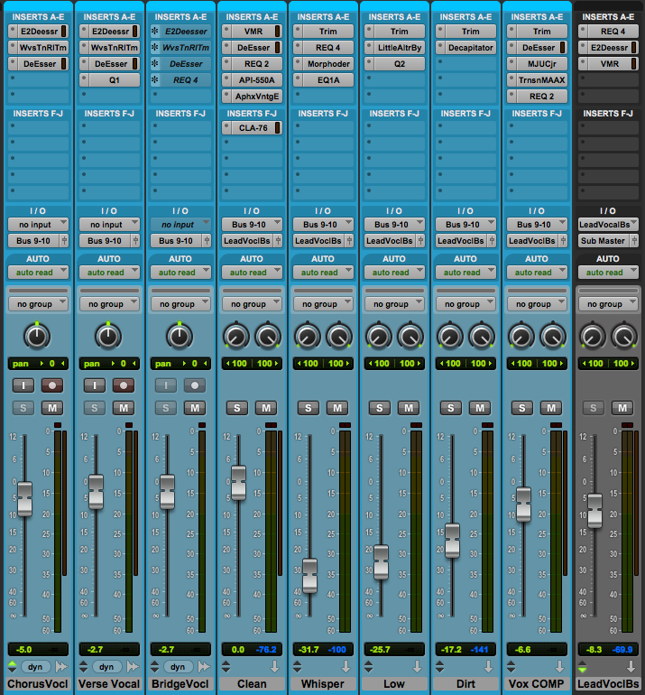 Tips & Tricks with Jake! Parallel Vocal Processing