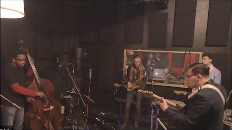 """The Means Necessary – """"Eric"""" Studio Session"""