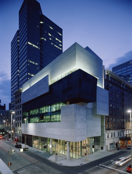 The Contemporary Art Center's MFA Student Event