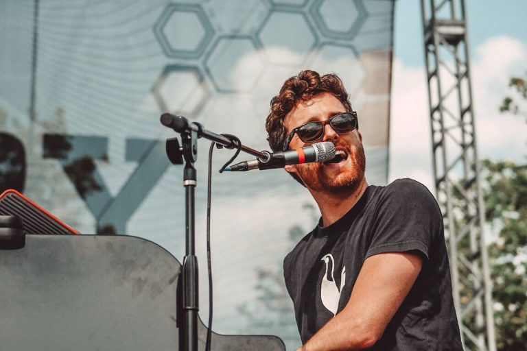 Bunbury Round-Up: A Second with Jukebox the Ghost
